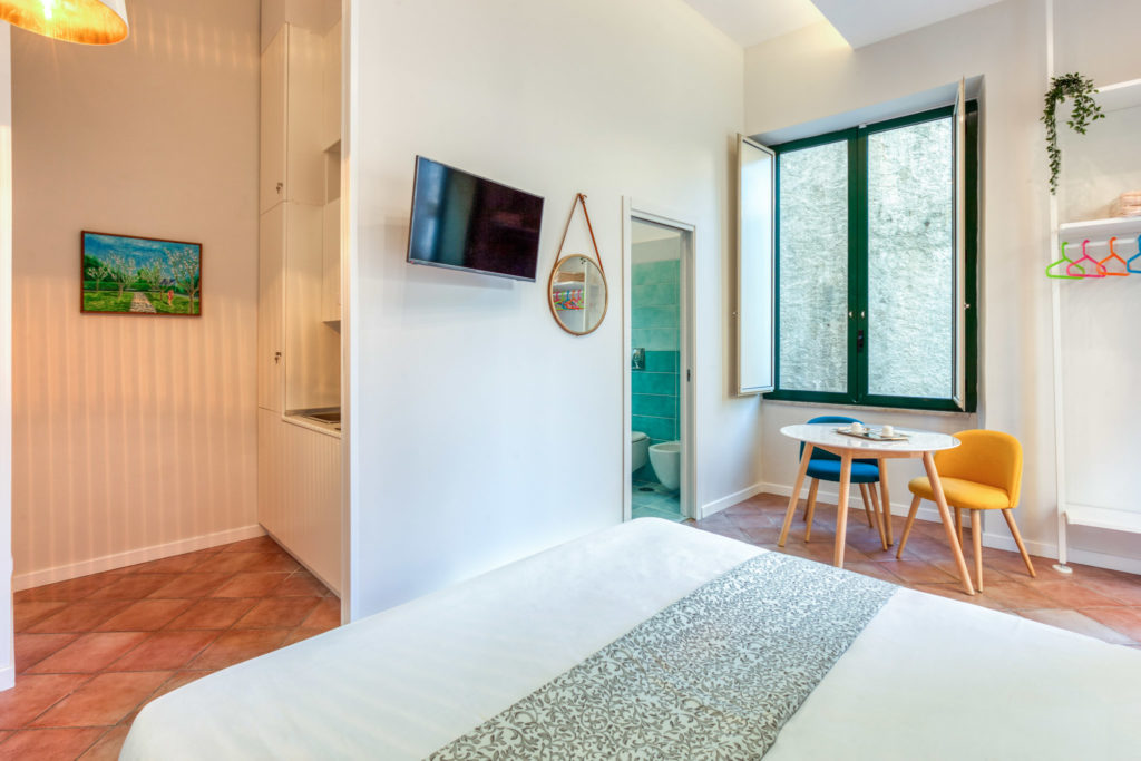 Mythos Holidays-Bed-and-breakfast-Salerno-16