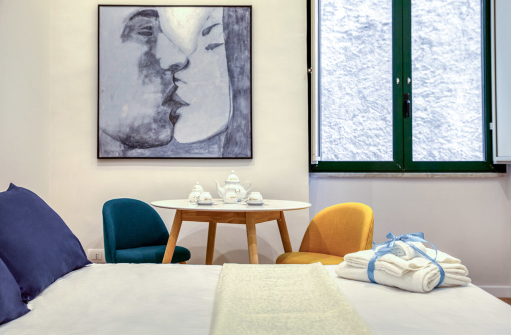Mythos Holidays-Bed-and-breakfast-Salerno-7